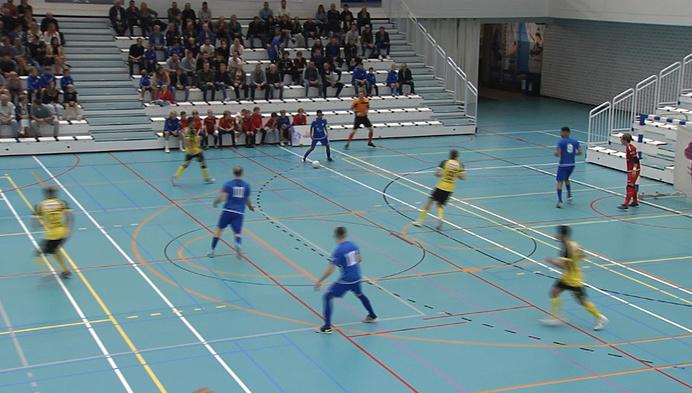 Real Elmos Herentals wint nipt de derby tegen Proost Lierse met 7-6