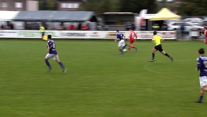 Heikant en Turnhout komen niet verder dan 2-2 gelijkspel