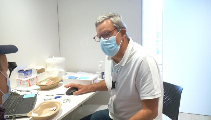 Vaccinaties in Lier weer van start, maar niet langer in cc De Mol