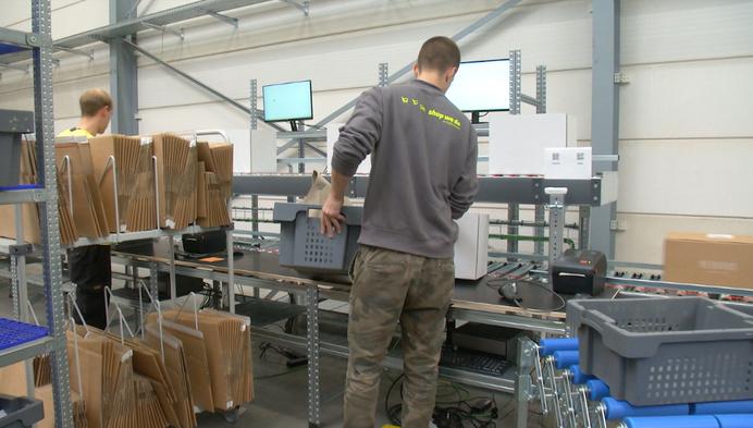 """Mechels e-commercebedrijf Shopwedo: """"Arbeid moet flexibeler worden"""""""