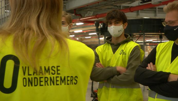 Geelse leerlingen maken kennis met klimaatvriendelijke bedrijven