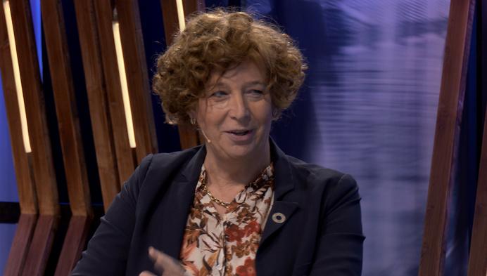 """Petra De Sutter: """"We moeten federale fase in strijd tegen corona verlengen."""""""
