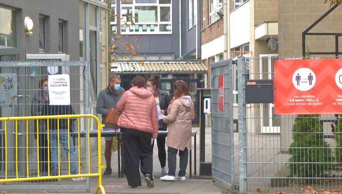 Sint-Jorisschool Blaasveld ook deze week gesloten door corona