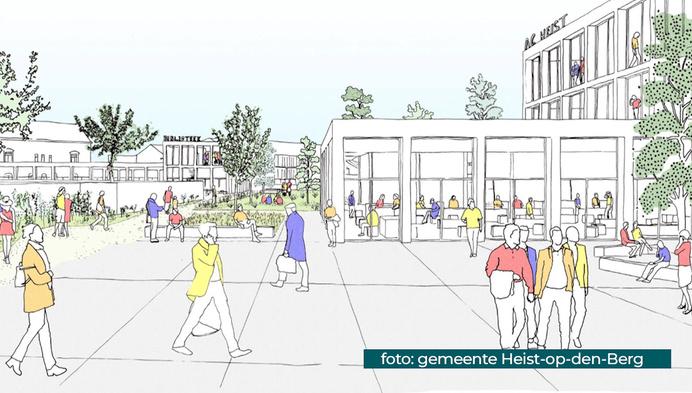 Heistse bibliotheek mogelijke locatie voor nieuw administratief centrum