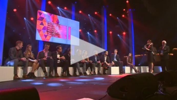 Pieter Timmers is Sportfiguur, Nele Gilis beloftevolle jongere