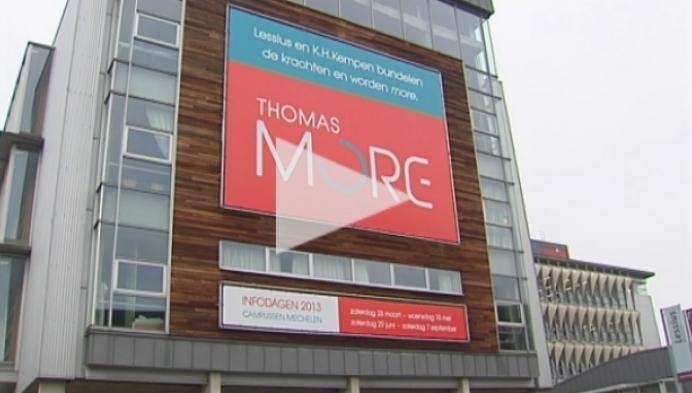Nederlanse studenten welkom op campussen Thomas More