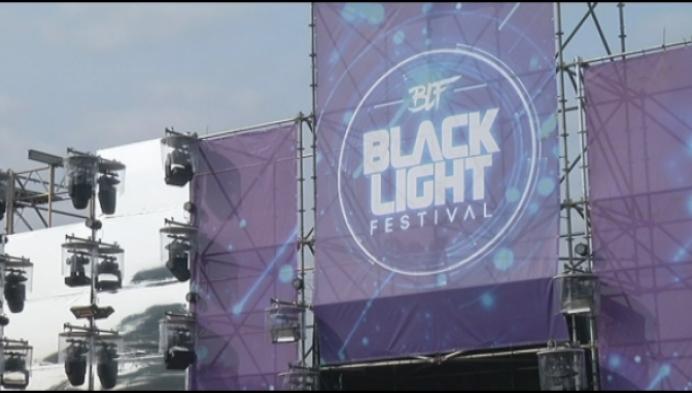 Blacklight Festival brengt spectaculaire lichtshows naar Lier