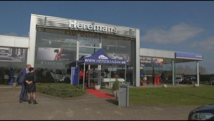 Regio Kort: Lifestyle event garage Heremans Heist-op-den-Berg