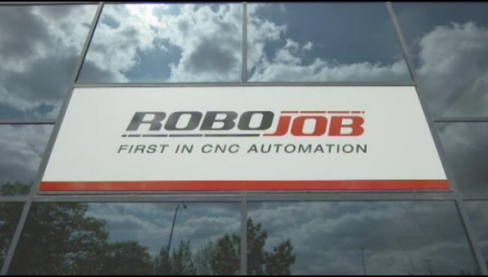 Prijs ondernemen 3: Robojob Heist-Op-Den-Berg
