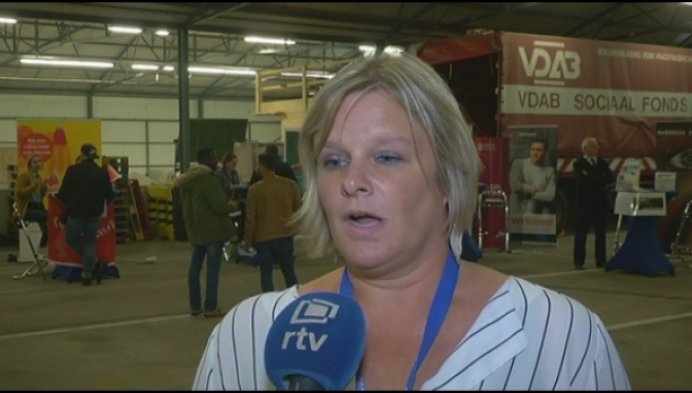VDAB Jobbeurs logistieke sector Herentals