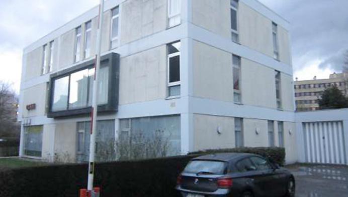 Nieuwe lokalen voor St.-Aloysiusinstituut
